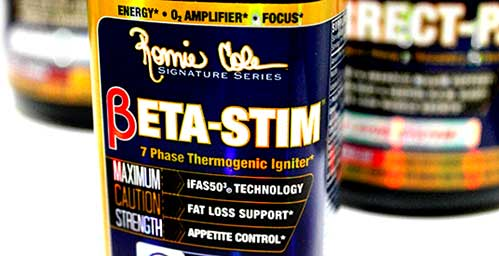 Beta Stim by Ronnie Coleman Review