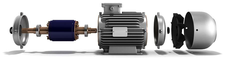 Electric Motors - Dietz Electric Co, Inc