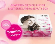 Gewinne 1 von 1.000 Lavera Beauty Boxen!