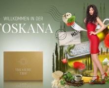 "Die Treasure Trip Box ""Toskana"" – Hol Dir Urlaub ins Haus!"