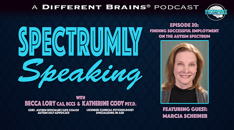 Assessing Autism in Adults, with Dr Katherine Cody Spectrumly - successful person with autism