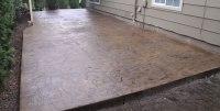 Stamped Concrete | DiFranco Contractors | Chardon Ohio