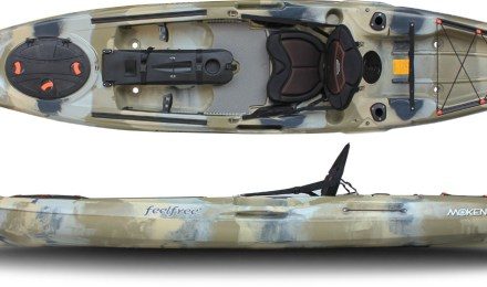 Best whitewater kayak for beginners dig and flow for Best fishing kayak under 600