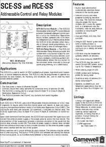 fire alarm monitor module wiring diagram