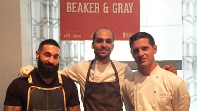 Beaker Gray Opening In Wynwood Digest Miami Miami39s