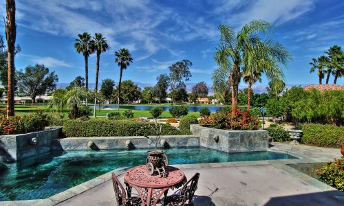 Home for sale in palm desert