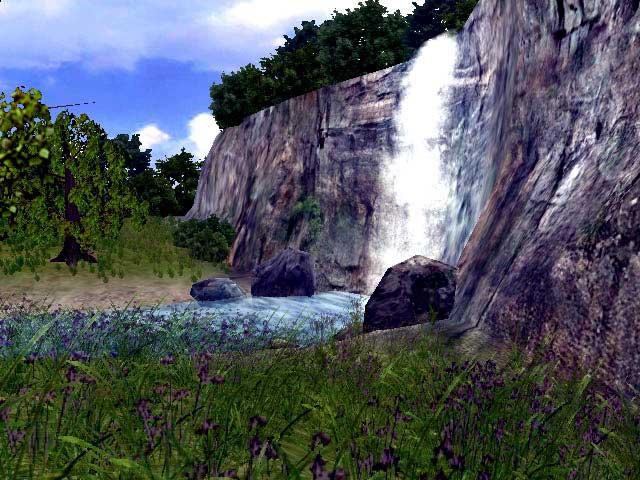 Desktop Aquarium 3d Mac Live Wallpaper 3d Living Waterfall Screensaver Download Animated 3d