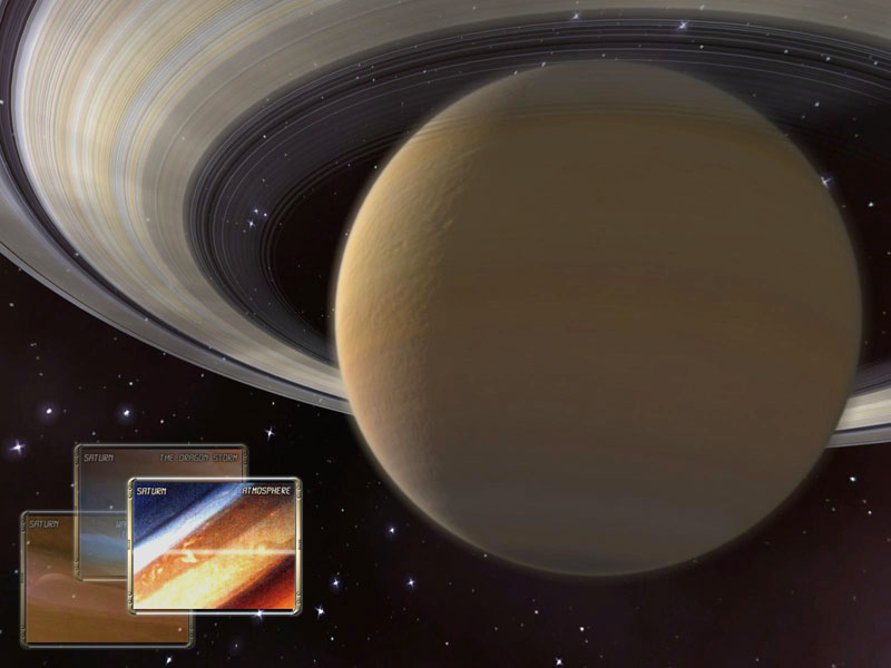 3d Solar System Live Wallpaper For Android Saturn 3d Space Survey Screensaver Download Animated 3d