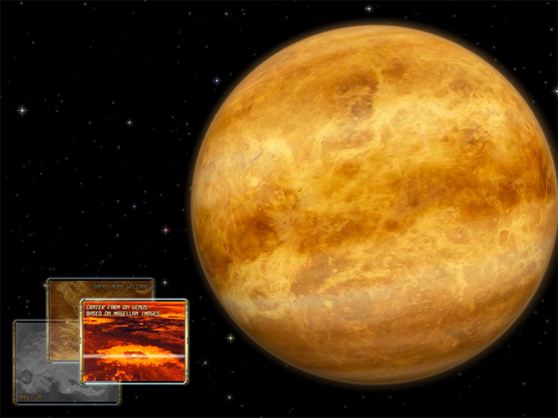 Download 3d Wallpaper For Pc Venus 3d Space Survey For Mac Os X Screensaver Download