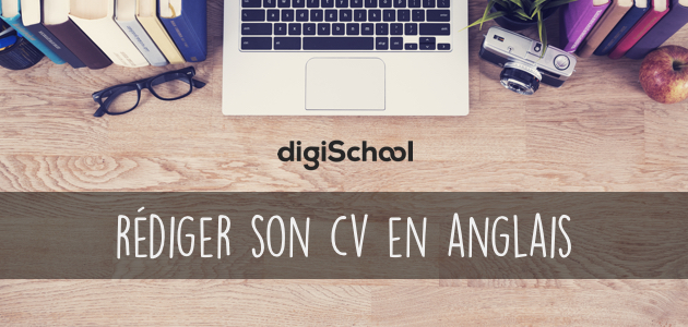 cv niveaux de langue english