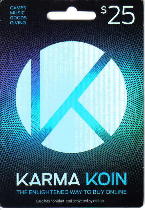 Buy Karma Koin - 25 $ USD and download