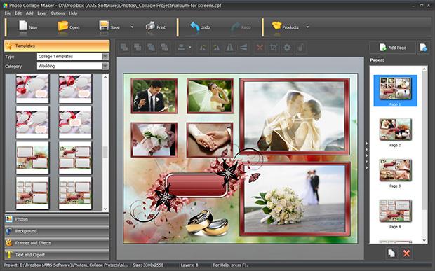 Photo Collage Maker 50 Software - Digital Digest