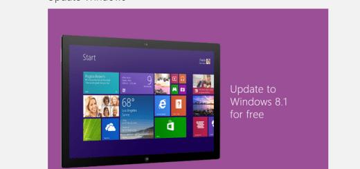 update windows8.1 free