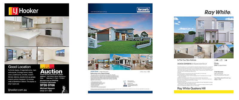 Example Property Brochures - Digital Central - Leaders in Real