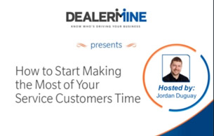 How to Start Making the Most of Your Service Customers Time