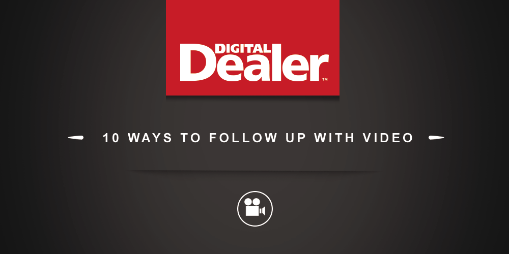 Autodisrupter Episode 3 – 10 Ways to Follow up with Video [EXCLUSIVE VIDEO]