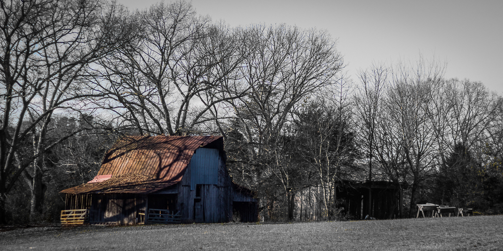 Final image of the family barn.