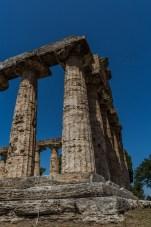 Velia ruins in Italy.