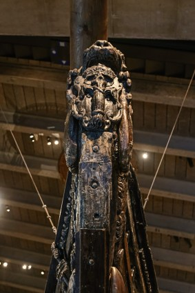 The size and scale of the Vasa are almost unbelivable. July 2015.