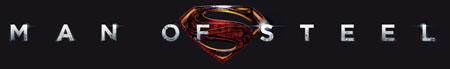 Man of Steel -Logo