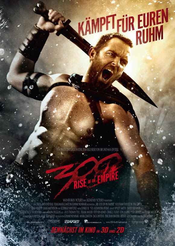 300 Rise of an Empire - Plakat