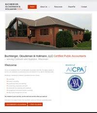 Accountant Website Design and Development