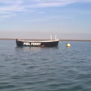 Stranded On Piel Island