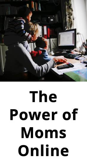 power of moms online