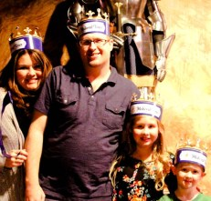 Fun times at Medieval Times