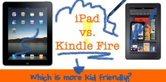 ipad vs kindle fire