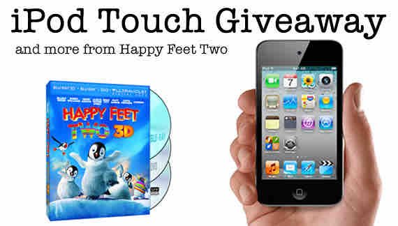 ipod giveaway