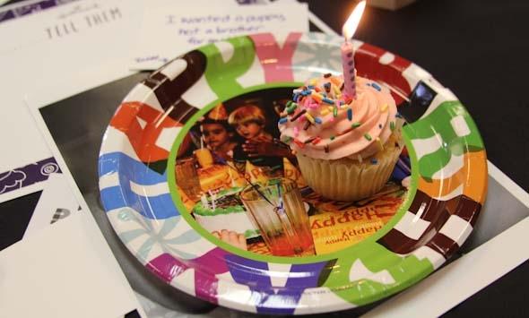 personalized hallmark birthday plate
