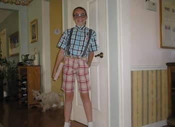 nerd costume 1