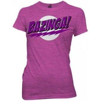 bazinga big bang theory shirt