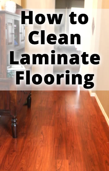 Clean laminate floors cheap simple and easy solution for Best way to clean laminate floors without leaving streaks
