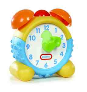 Little Tikes Toddler Alarm Clock