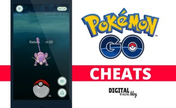 Pokémon GO cheats fb