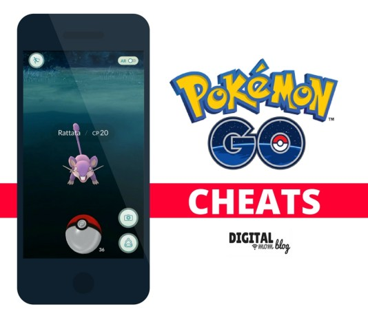 Pokémon GO cheats fb