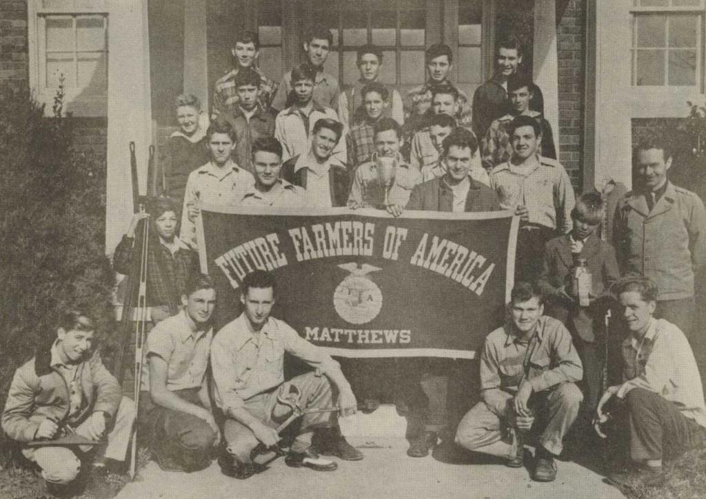 Digital North Carolina Blog Archive · DigitalNC - new farmers of america