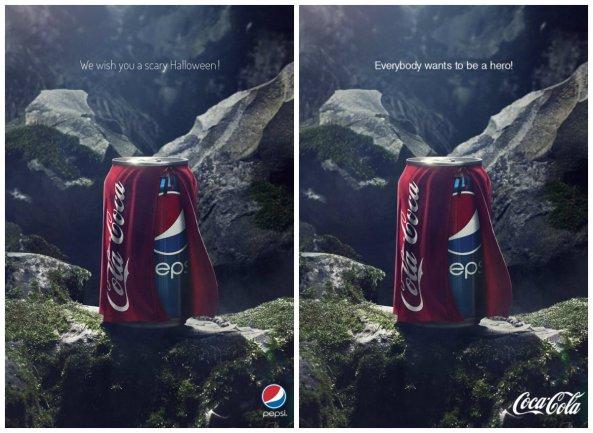 Cola-Pepsi