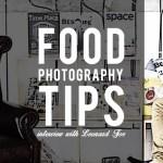 Leonard Tjoe Guide to Food Photography