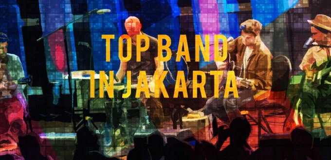 Top band in jakarta