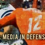 Social Media in Defense