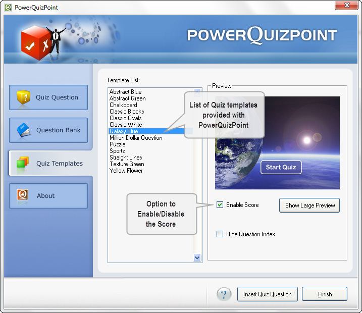 Quiz Creator - PowerQuizPoint Quiz Maker Working, Create Online Quiz - online quiz templates