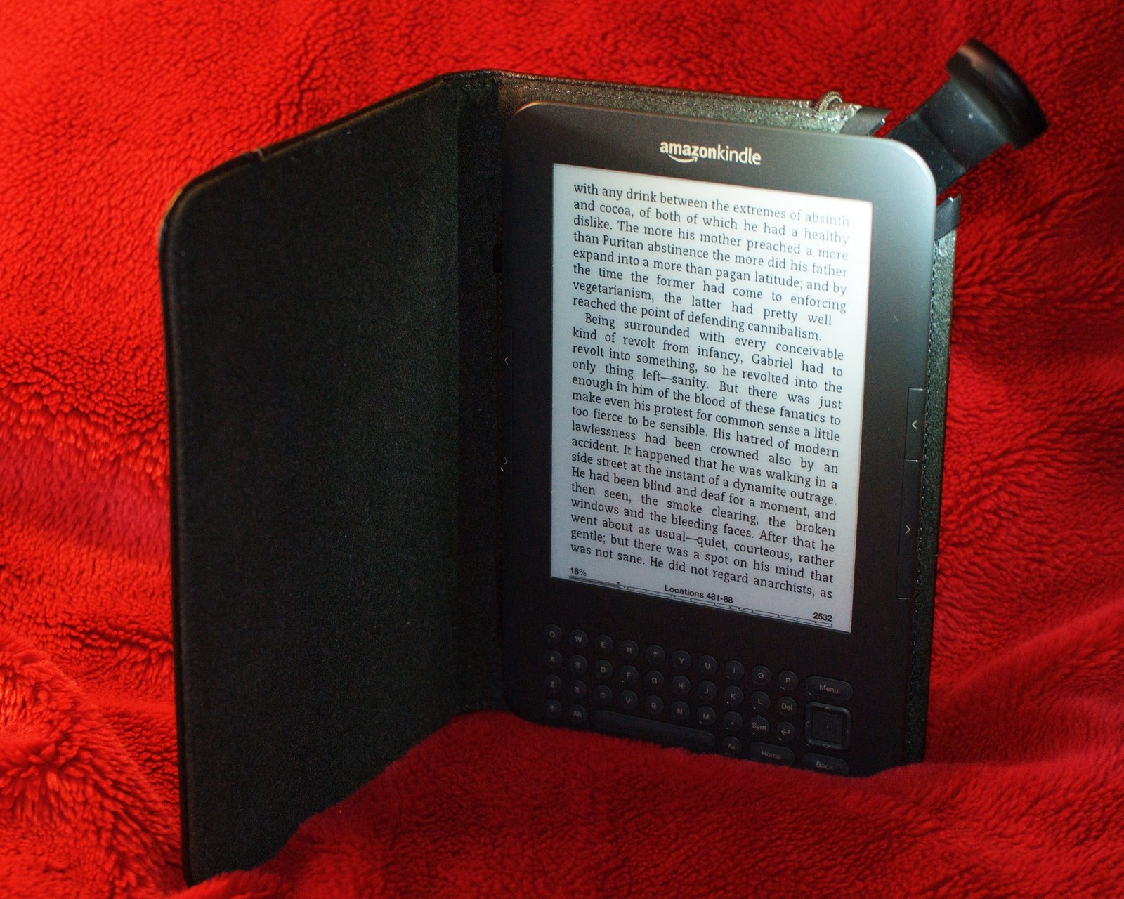 the way to post a kindle e-book