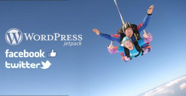 Auto publish blog posts to facebook and twitter using jetpack publicize