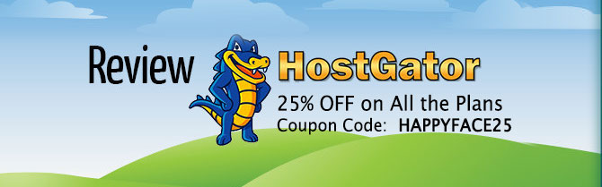 Hostgator Web Hosting Review and Discount Coupon