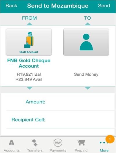 FNB launches Zimbabwe and Mozambique Money Transfers on ...