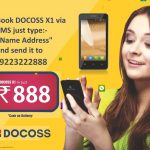 Docoss X1 Customer Care Number Booking