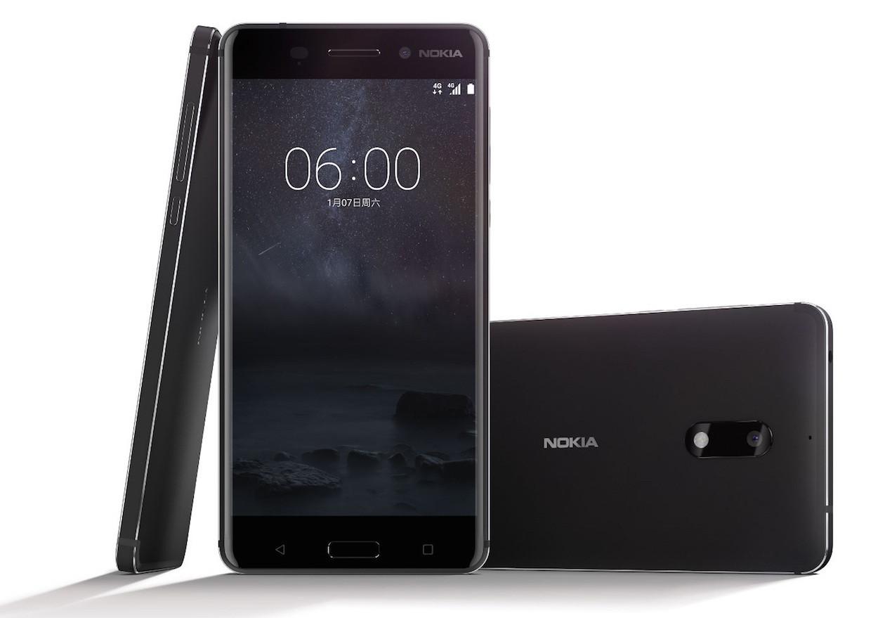Nokia 6 with 4GB RAM, Android 7.0 Nougat, Launched in China at ₹ 16,750